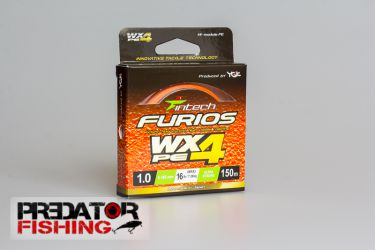 Intech Furios WX4 1.0 150m orange