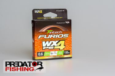 Intech Furios WX4 0.6 150m orange
