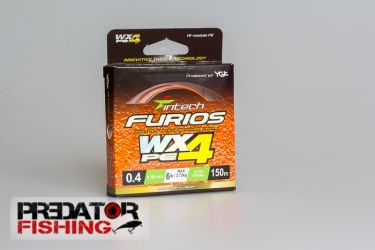 Intech Furios WX4 0.4 150m orange