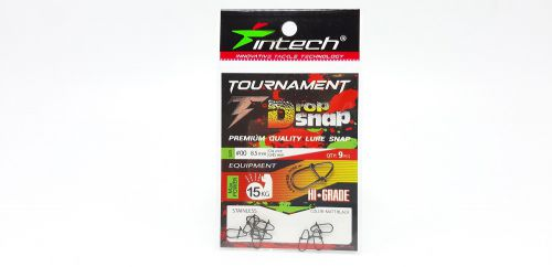 Agrafka Black Mat Intech Tourn. 00 Intech