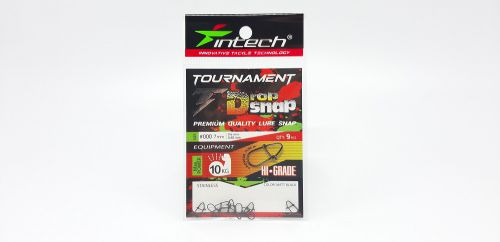 Agrafka Black Mat Intech Tourn. 000 Intech
