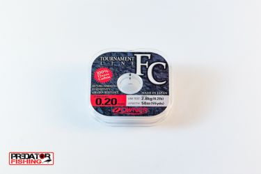 Fluorocarbon Owner Tournament 0,20mm /50m/2,80kg