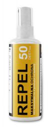 REPEL 50 DEET FREE - 60ml -atomizer