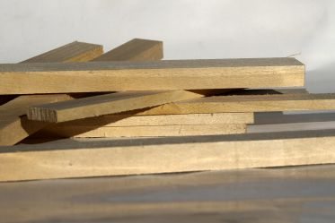 Limewood strip 10mm x 25mm x 25cm