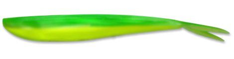 Lunker City- Fin-S Fish 6cm - LIMETREUSE