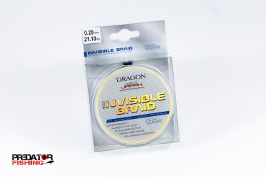 Braid Dragon Invisible / Toray 0,20mm / 21.1kg white
