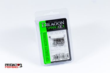 Agrafka Dragon Spinn Lock #14