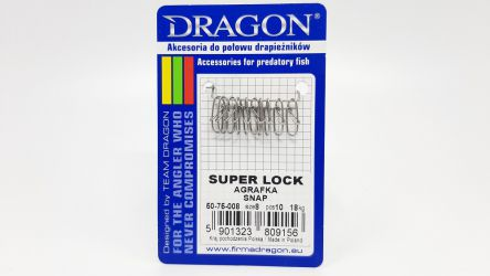 Agrafka Dragon Super Lock #8