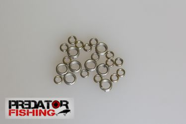 Rings 3mm - 20pc